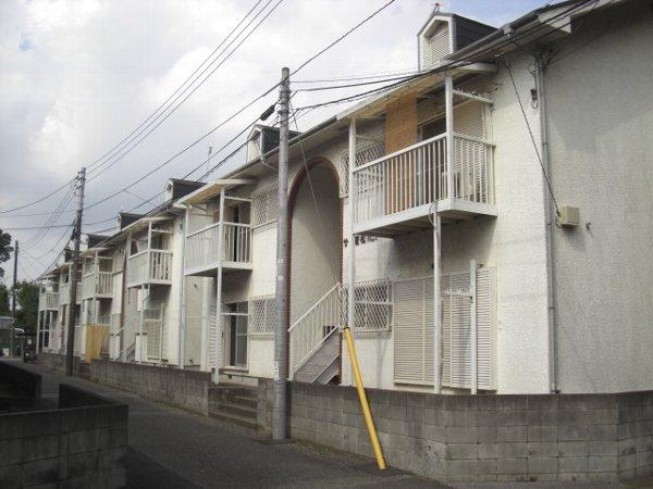 サン若松2号館外観写真