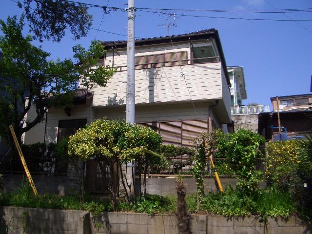 稲垣邸貸家外観写真