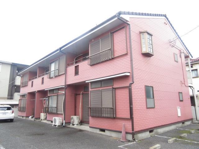 コーポ・タカハシ外観写真