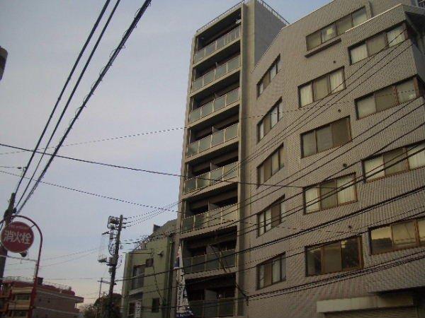 カムフォート登戸Ⅱ外観写真