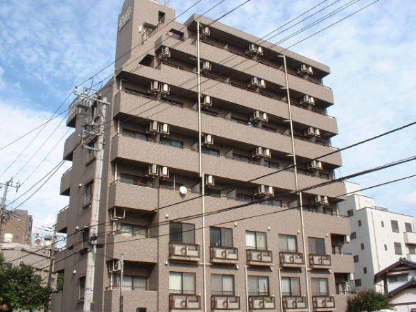 ライオンズマンション千葉県庁前第2外観写真
