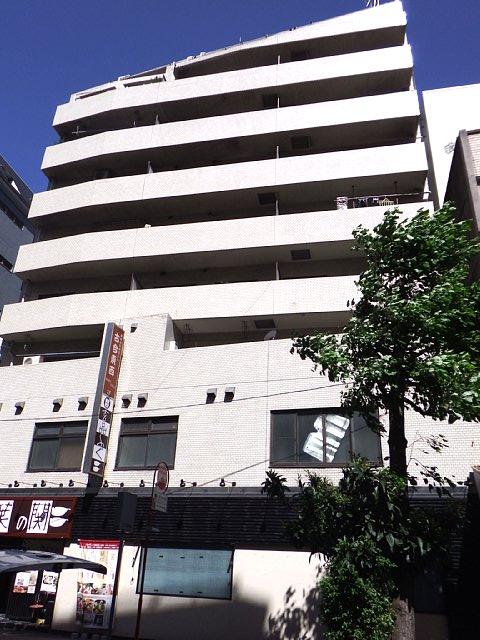 千葉中央ハイツ外観写真
