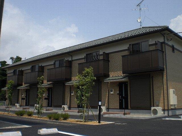 Casa Kouda B棟外観写真