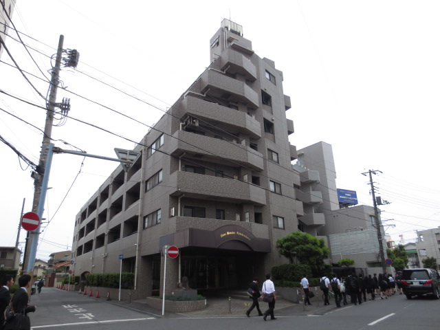 ライオンズマンション千葉県庁前外観写真