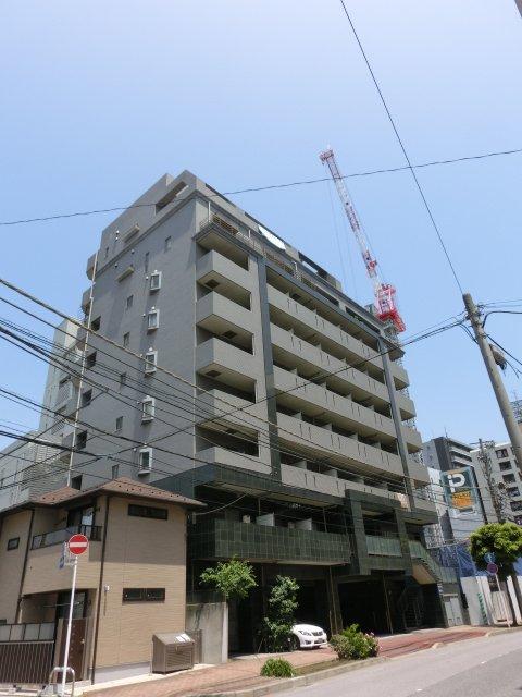 サングリーン新宿外観写真