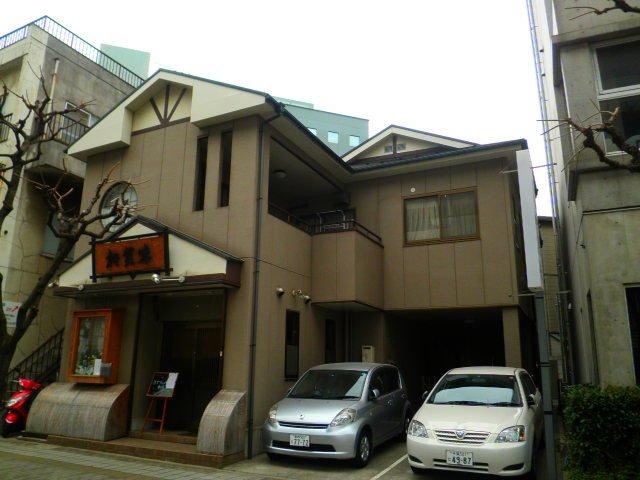 越塚邸2F部分外観写真
