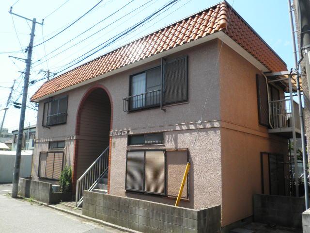 小川コーポ1号館外観写真