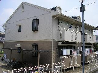 メゾンベール弐番館外観写真