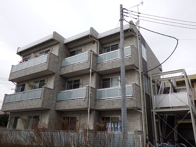 リブリ・MSハイツ 弐番館外観写真