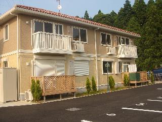 ガーデンコート飯倉台 B外観写真