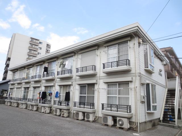 メンバーズタウン検見川B外観写真