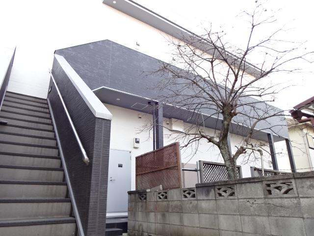 シャンティ道場北外観写真