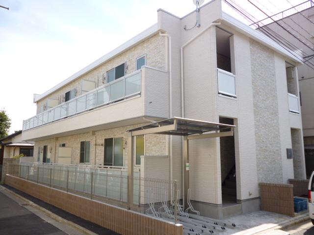 リブリ・西登戸駅前外観写真