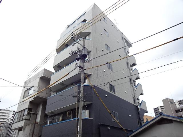 エクセレントコート千葉新宿外観写真