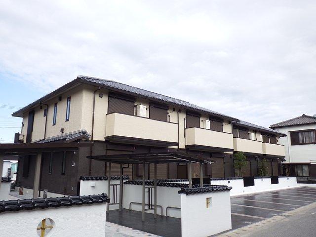 (仮)D-room京和風五井 B棟外観写真