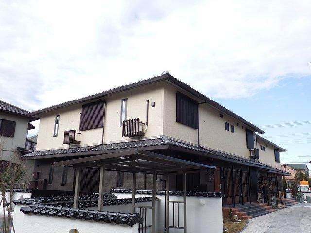 (仮)D-room京和風五井 C棟外観写真