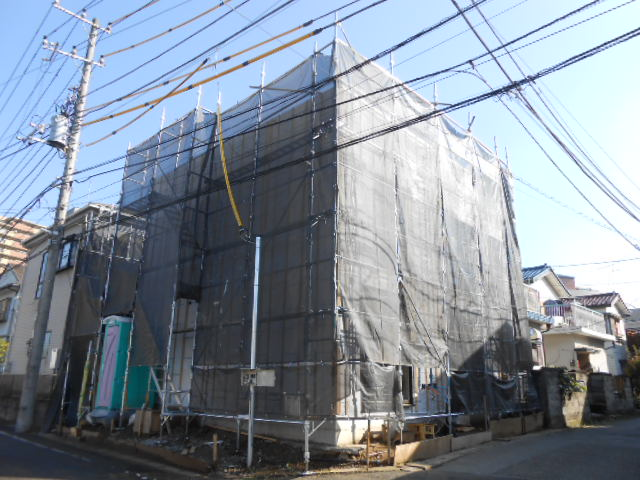 仮)レゴハウス千葉寺町外観写真
