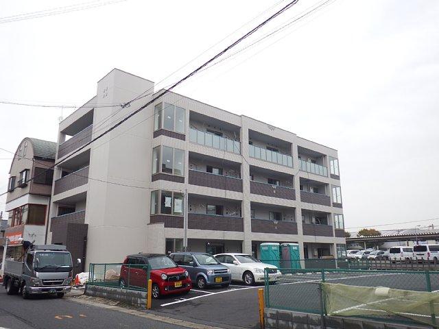 千葉市中央区浜野町新築マンション外観写真