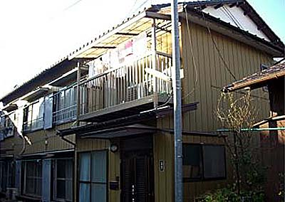 第二長澤荘外観写真