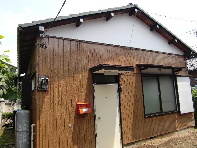 澤田様貸家2号棟外観写真