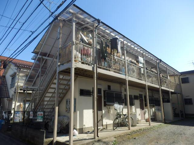 第一滝沢荘外観写真
