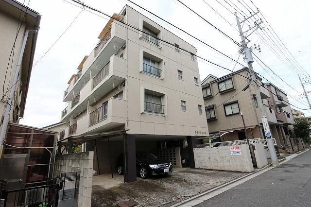 第2三井マンション外観写真