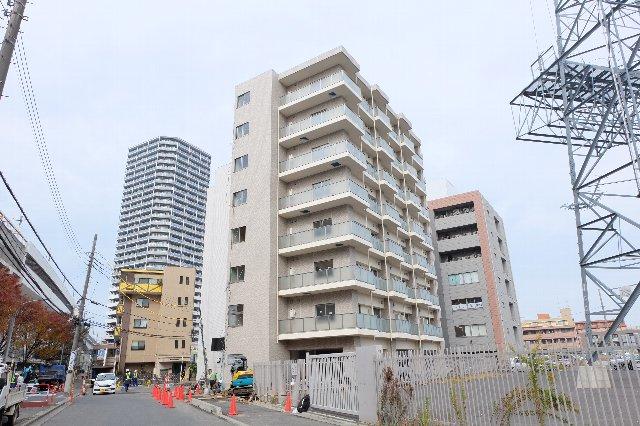 プルメリア北戸田外観写真