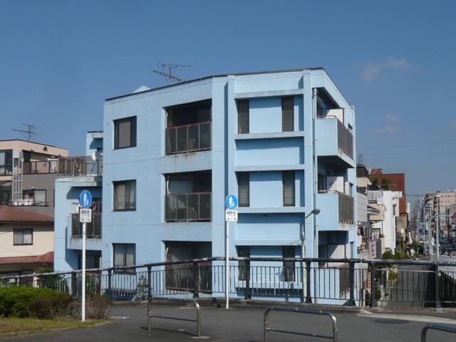 コスモ壱番館外観写真