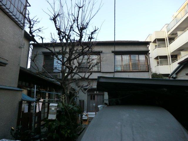 第二柴田荘外観写真