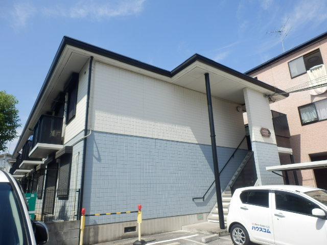 アビタシオン松江B外観写真