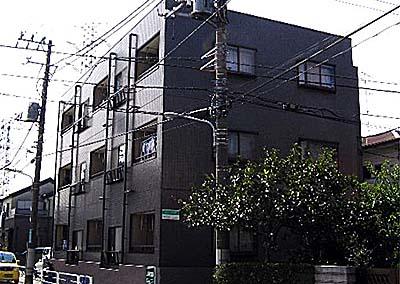 メゾン・ヤマザキ外観写真