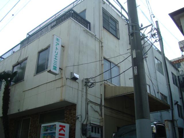 藤清ビル外観写真