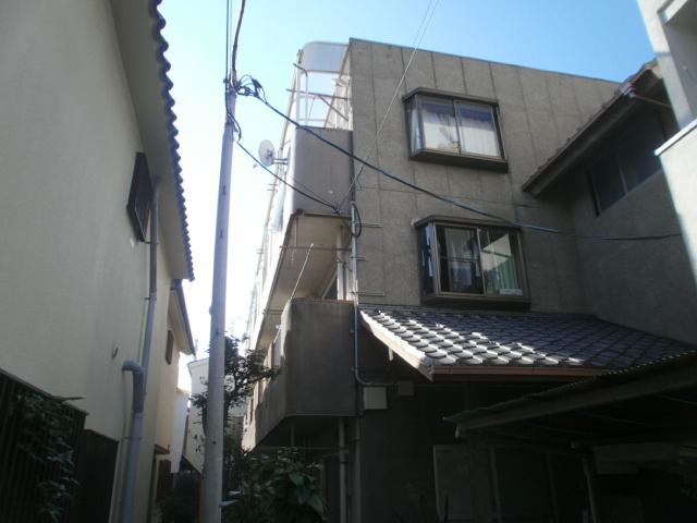 鎌倉スカイマンション外観写真