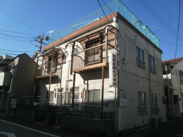第一増田荘外観写真