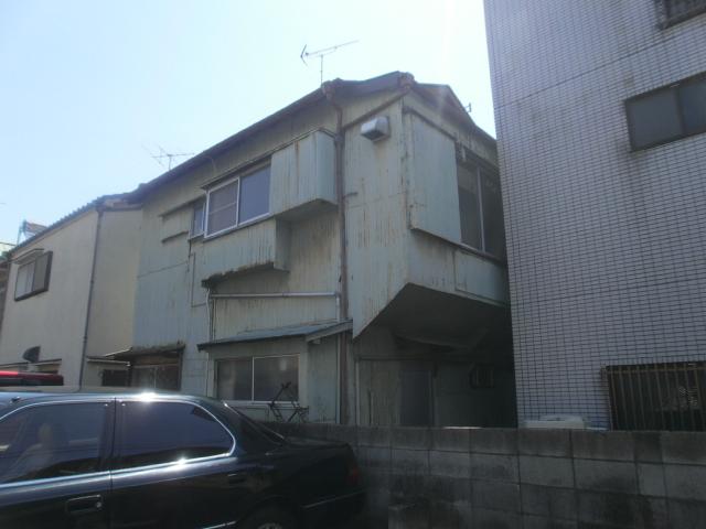 第二桜荘外観写真
