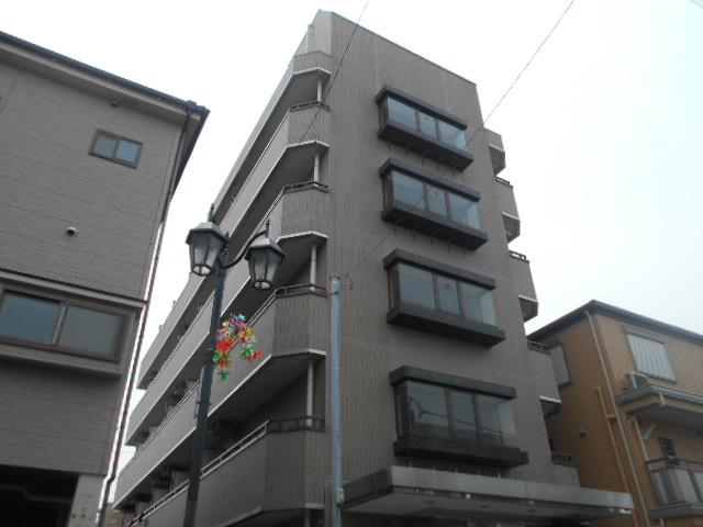 マスダ増小岩第4外観写真