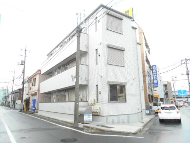 (仮称)松本Oマンション外観写真