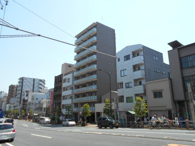 レオーネ錦糸町外観写真
