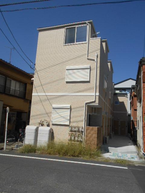 松島2丁目アパート外観写真