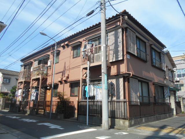 カーサ江戸川外観写真