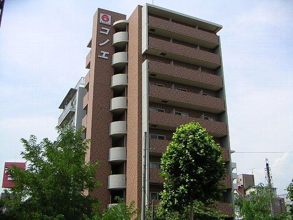 mansion SGI 北斎外観写真