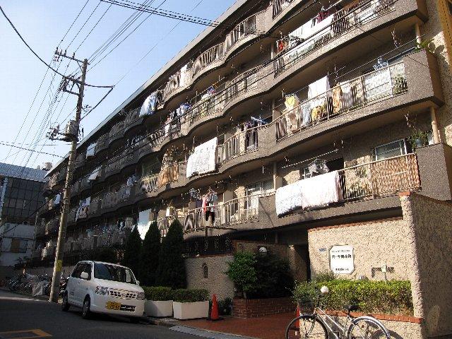 カーサ錦糸町外観写真