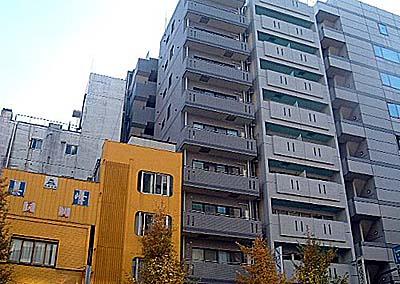 ガラ・シティ蔵前外観写真