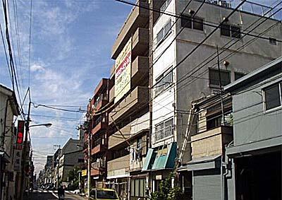 サンテミリオン錦糸町外観写真