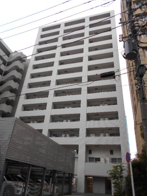 レジディア錦糸町Ⅱ外観写真