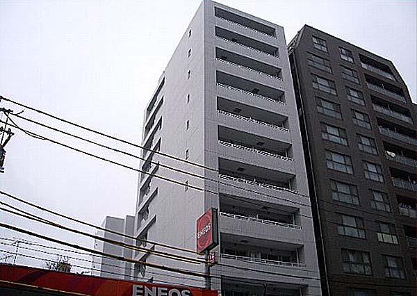 ガーラ・ステーション菊川外観写真