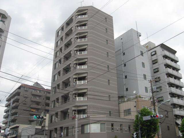 アーバン菊川外観写真