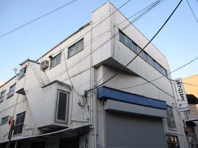 SPI(スズキビル(毛利))外観写真