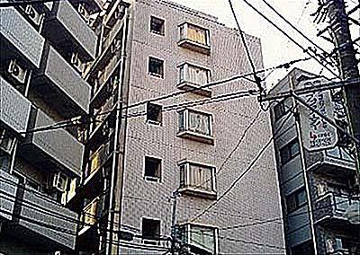スカイコート鶴見第5外観写真