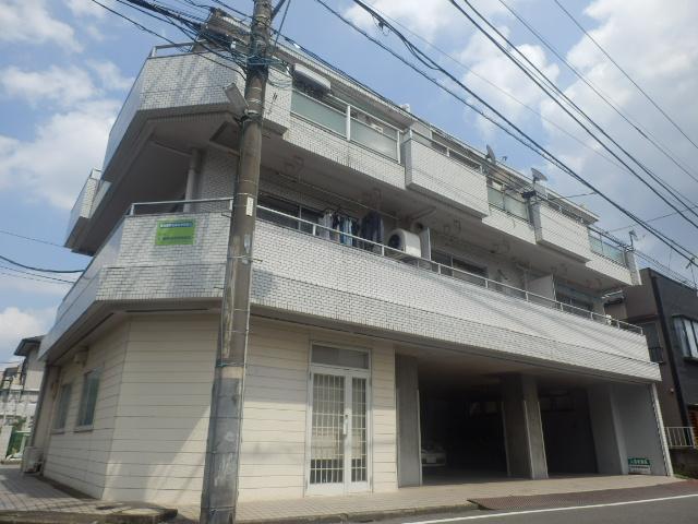 コスモスマンション新所沢外観写真
